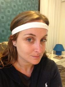 Cachos com headband