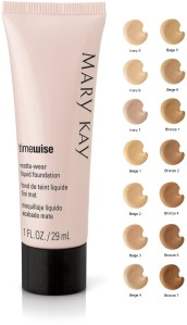 Base Líquida Timewise Matte Mary Kay