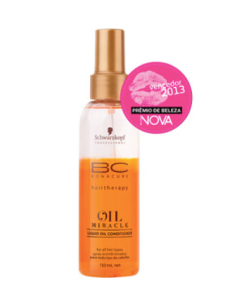 Schwarzkopf Bc Oil Miracle Spray Conditioner
